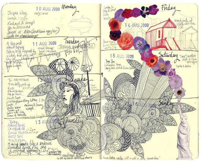 august week 2 diary