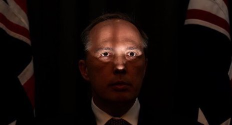 Peter Dutton, Australia's Minister for Immigration