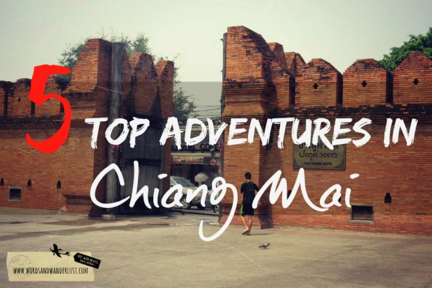 adventures in chiang mai