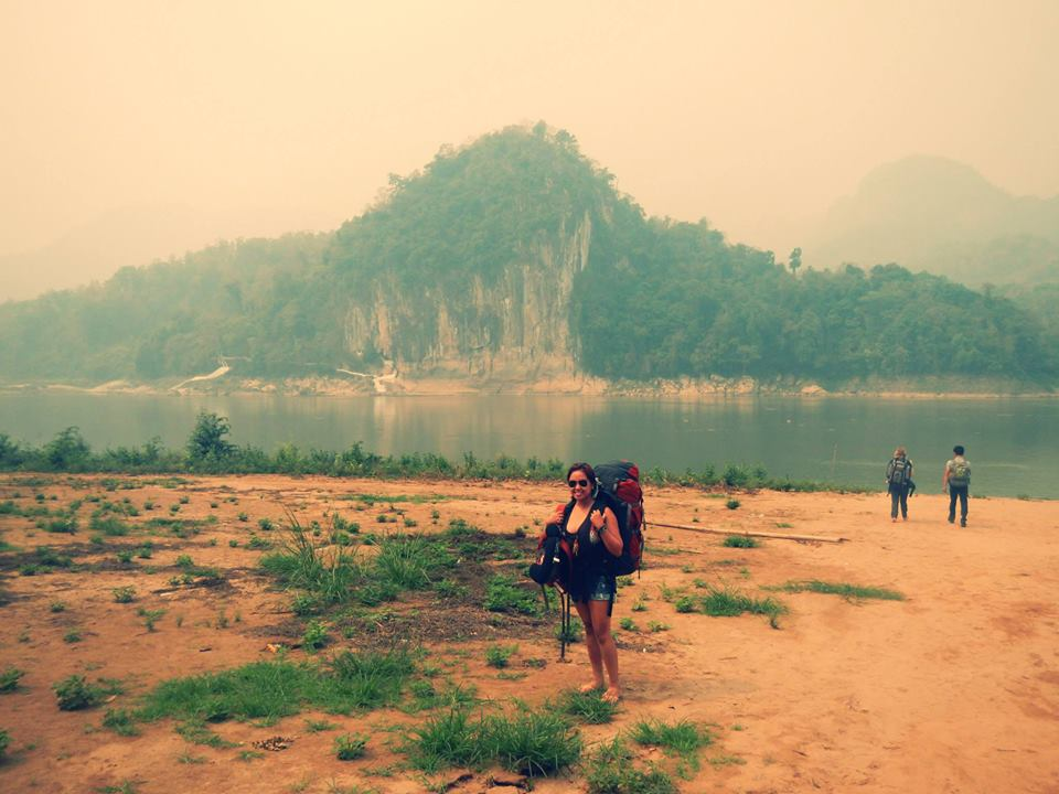 Happily Married Traveling Solo - Luang Prabang Laos