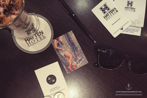 Hatten Hotel - Words and Wanderlust 2
