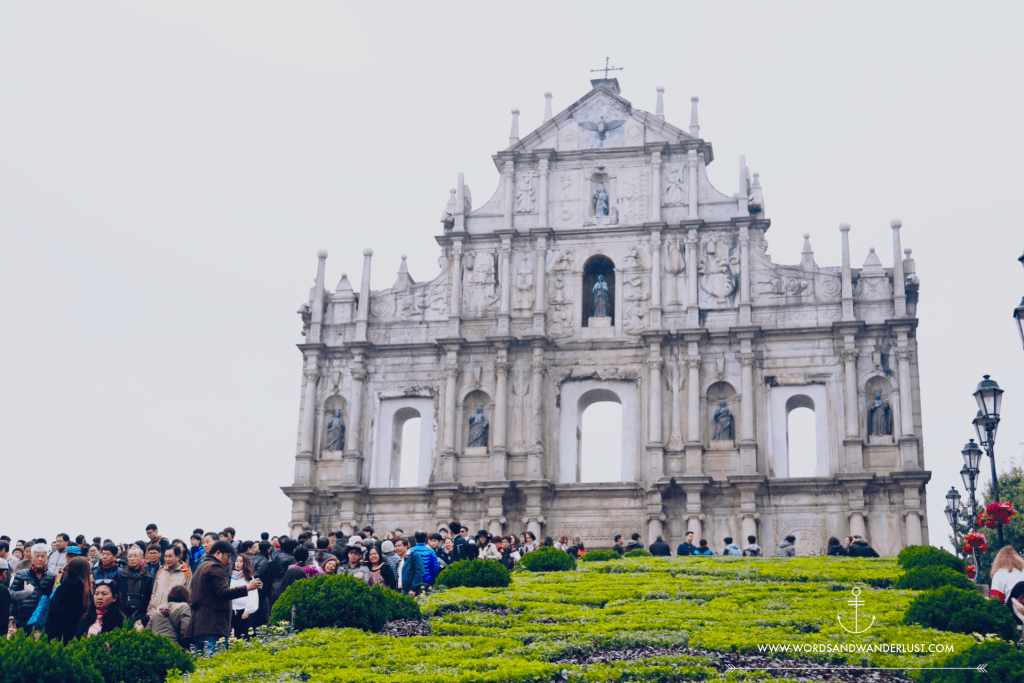 Hongkong Macau Travel Guide | Words and Wanderlust