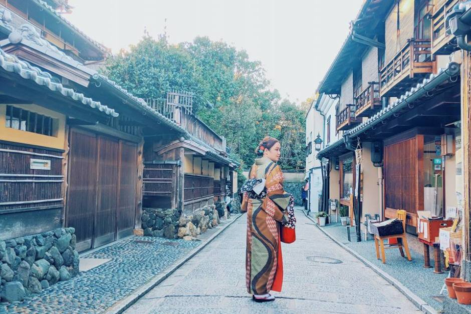 Words and Wanderlust - Kyoto