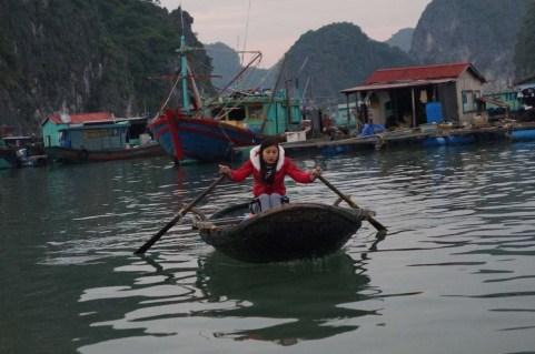 Boating, Cat Ba
