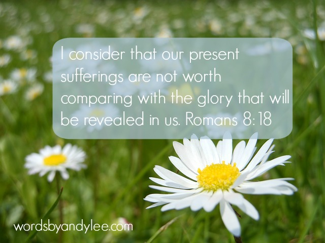 What Do We Do With Suffering? #WordWednesday (Part 1)