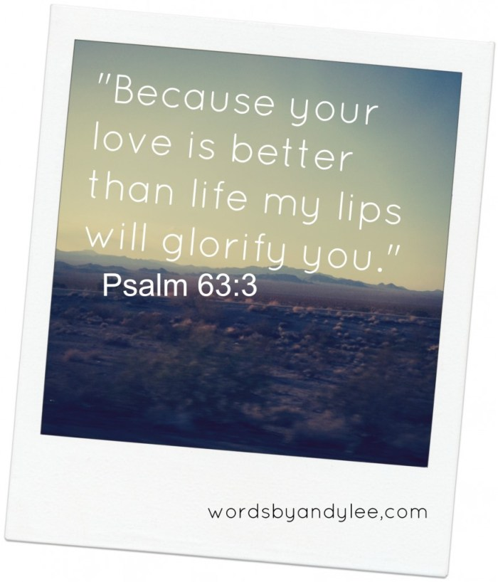 Mojave desert Psalm 633