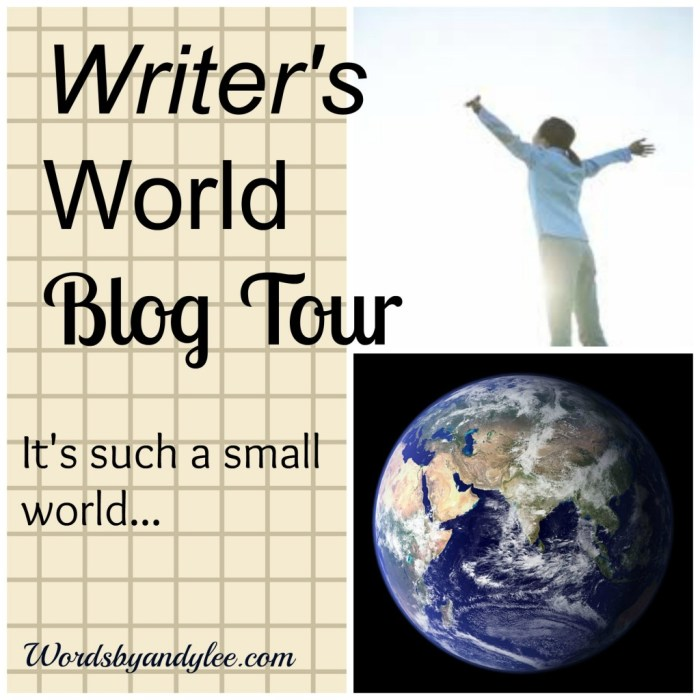 Writer's World Bog Tour