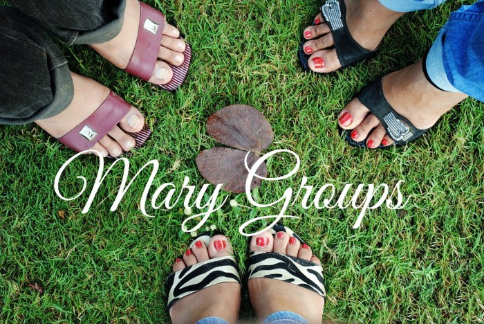 Mary Groups