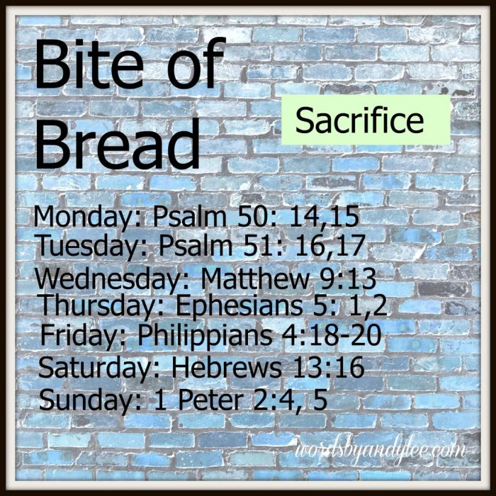 Bite of Bread_ Sacrifice