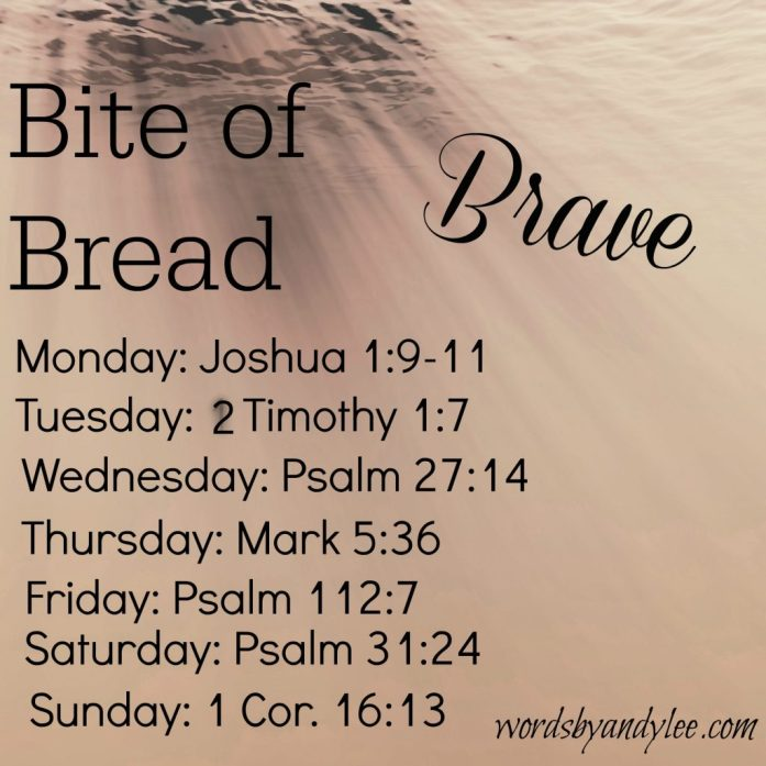 Bite of Bread Brave edit