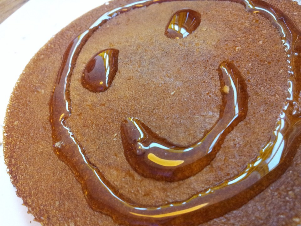 My Pancake Parable: Nothing is Impossible