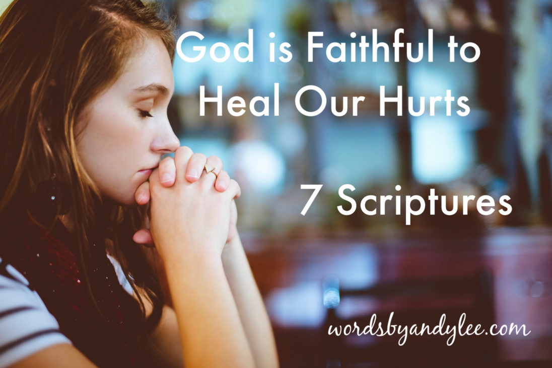 If You've Been Hurt (God is Faithful)