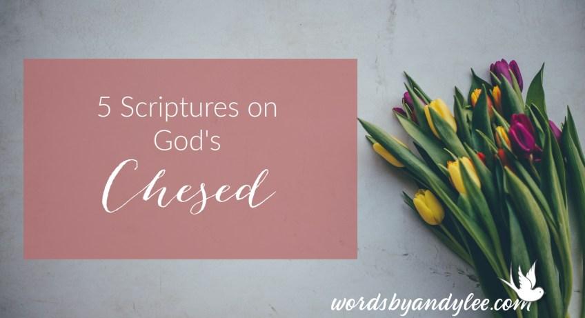 chesed of God