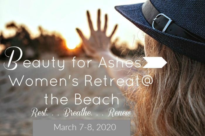womens beach retreat