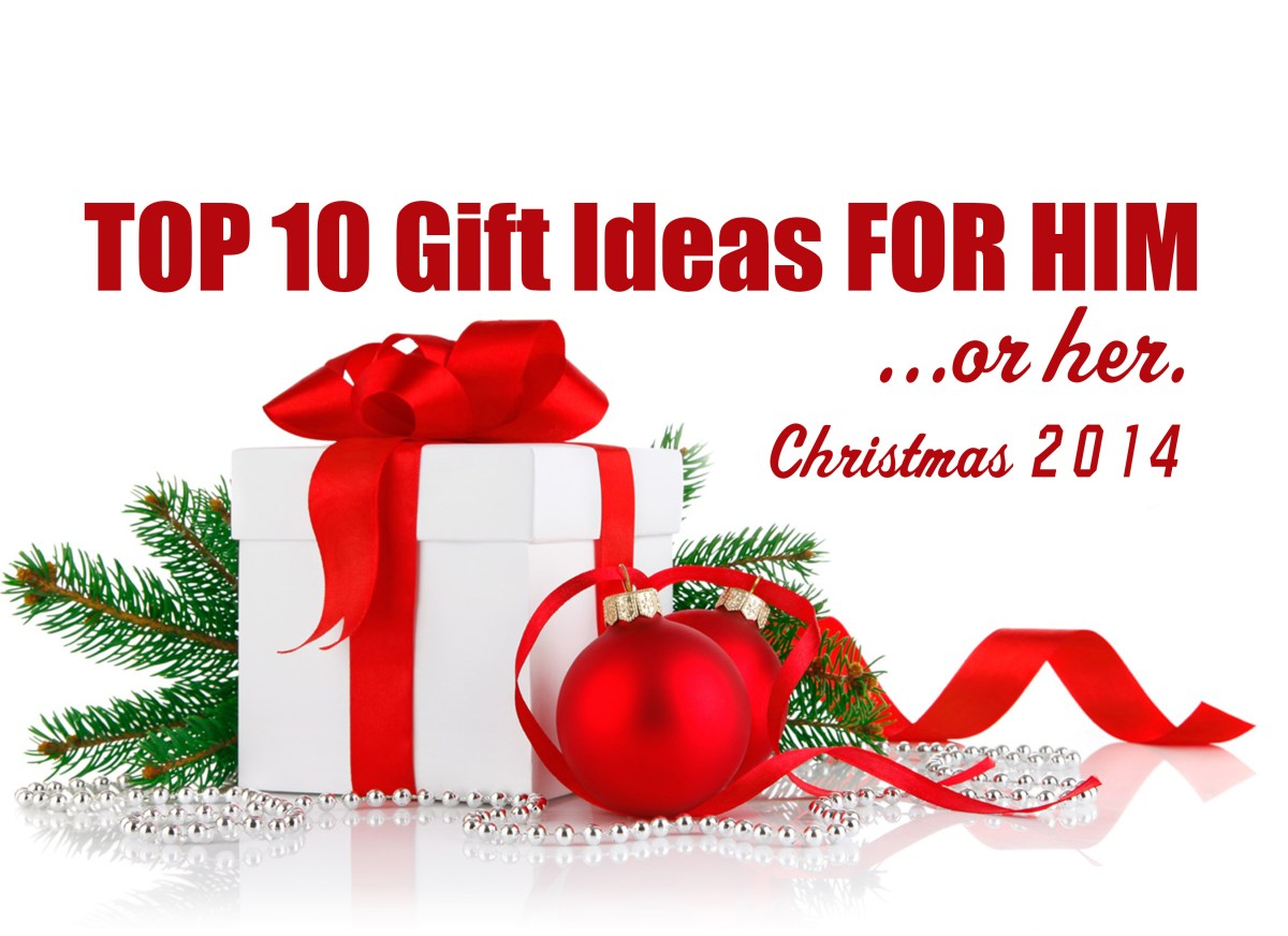 Top 10 Coolest Christmas Gift Ideas For Him Or Her