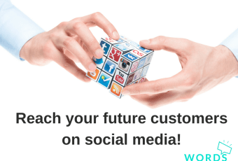 Affordable custom social media to reach your future customers