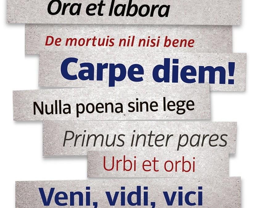 O pożegnaniu łacińskich skrótów …