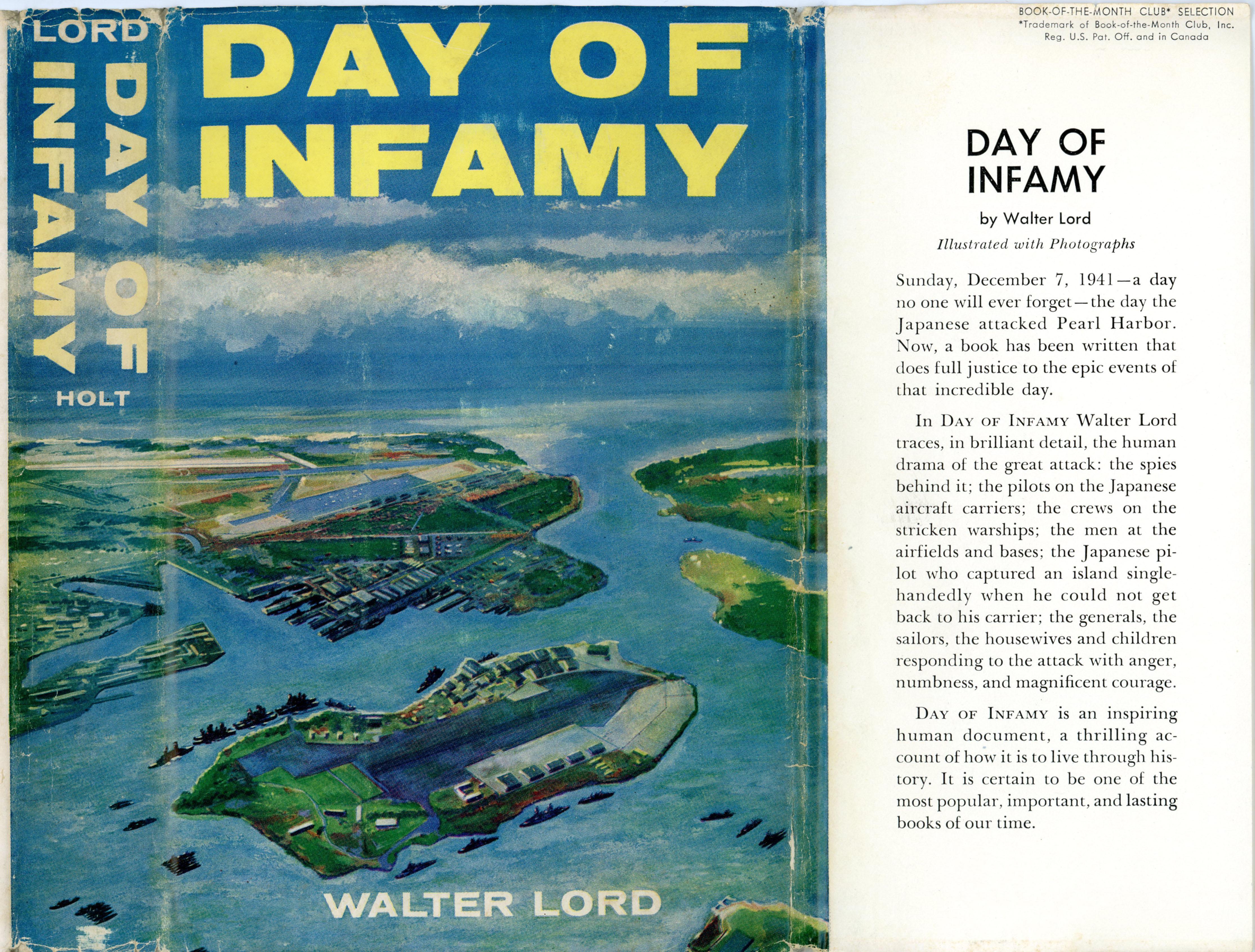 On Pearl Harbor Literary Art And Illustration