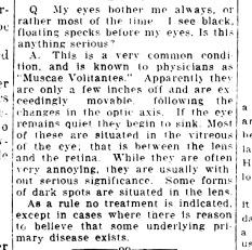 Ask Doctor Uncle Sam - May 14, 1920