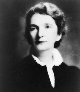 Margaret Sanger in 1930