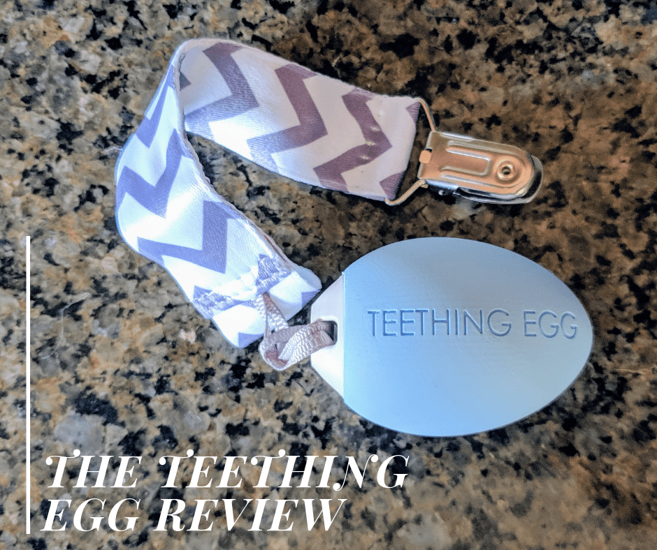 Product Review: The Teething Egg | Is it worth the hype?