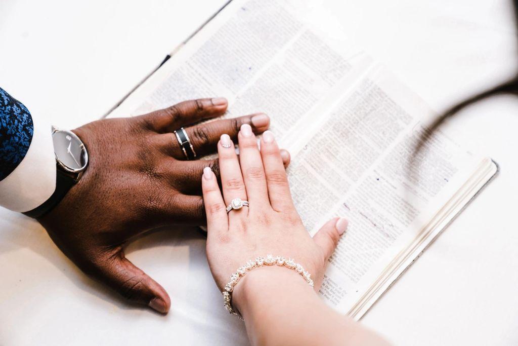 marriage, wedding, rings