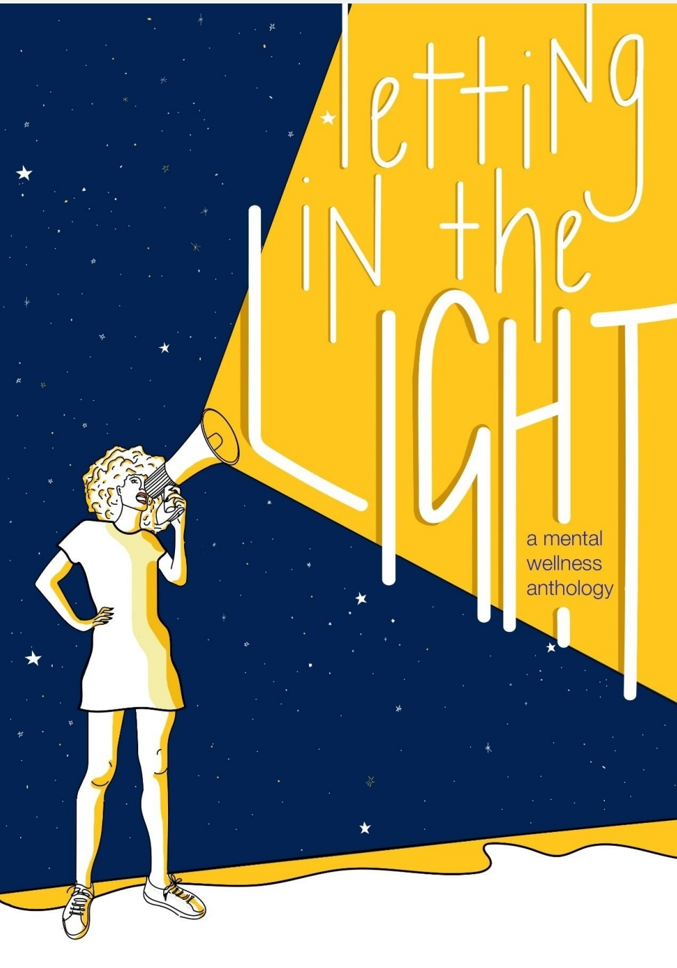 Letting in the light, mental wellness anthology
