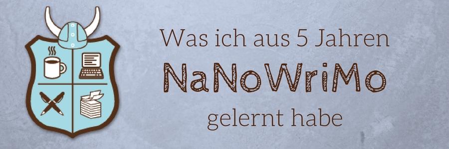 Logo Eigentum des National Novel Writing Month