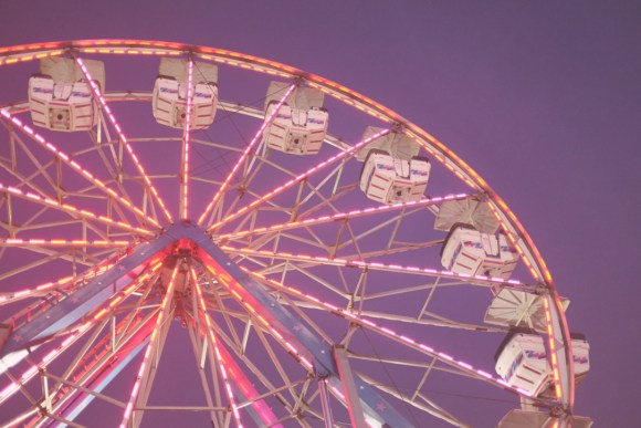 Winterfest OC Ferris Wheel