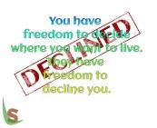 Free decision