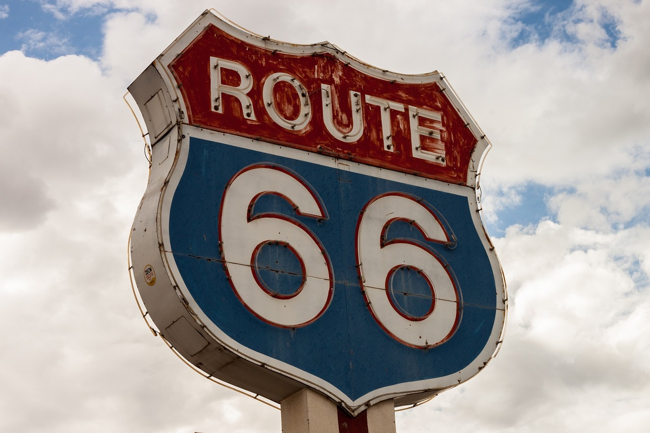 route-66-868967_1280