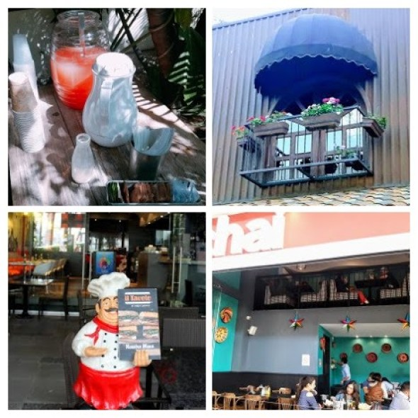 Cafes  in Guadalajara-Mexican City of the future!