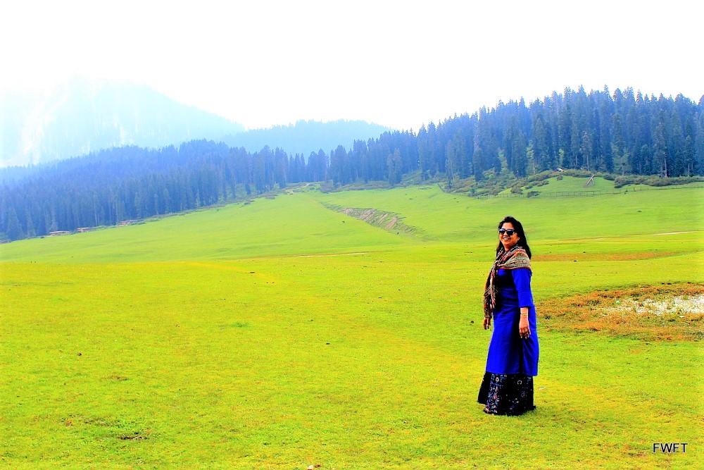 Doodhpathri the meadow