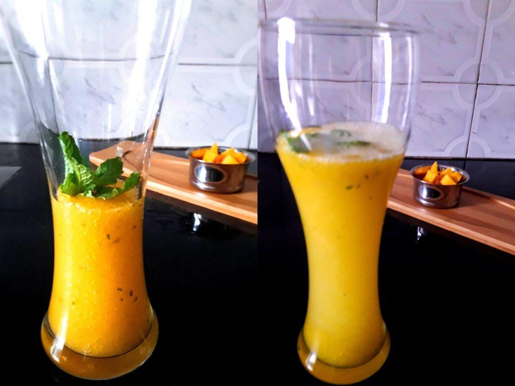 Virgin Mango Mojito Recipe