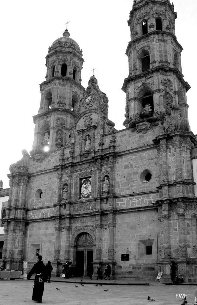 Guadalajara-Mexican City of the future! Virgin Mary Church, Zapopan