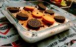 Rasgulla Oreo Pudding