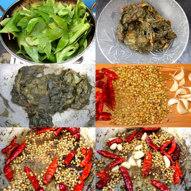 How to make Andhra Gongura Pachadi