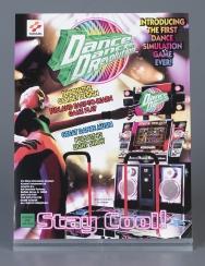 Dance Dance Revolution (flyer)