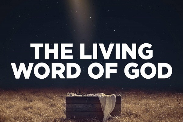 living by the word of God words comfort encouragement