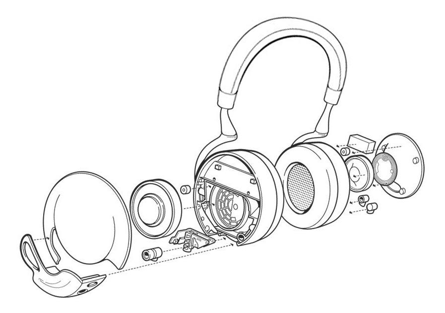 Parrot Zik wireless headphones; a music junkie's review