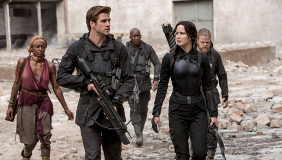 How Mockingjay Part Two Reminded Me of What's Really Important