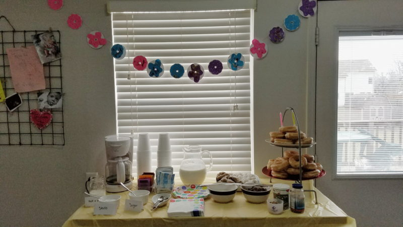 Simplified Birthday Parties Banner