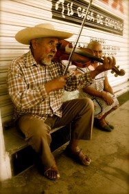 Blind man - - Zihuatenejo, Mexico