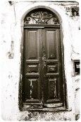 Old Medina doorway, Tangier - Erin J. Bernard