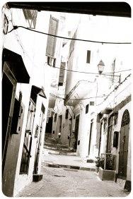 In the medina, Tangier - Erin J. Bernard