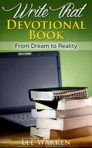 Write That Devotional Book