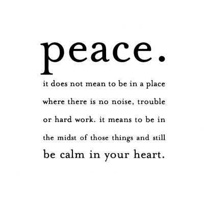 Peace And Love Quotes Unique 50 Great Peace Quotes About Life  Word Quotes Love Quotes