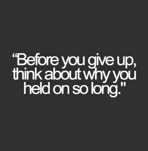 Never Give Up On Life Quotes Pleasing 60 Most Inspirational Quotes About Never Give Up With Pictures