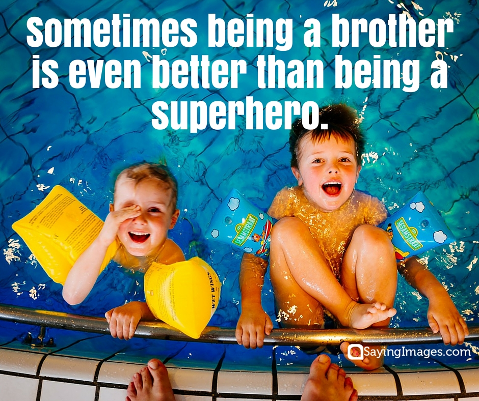 cute sibling quotes