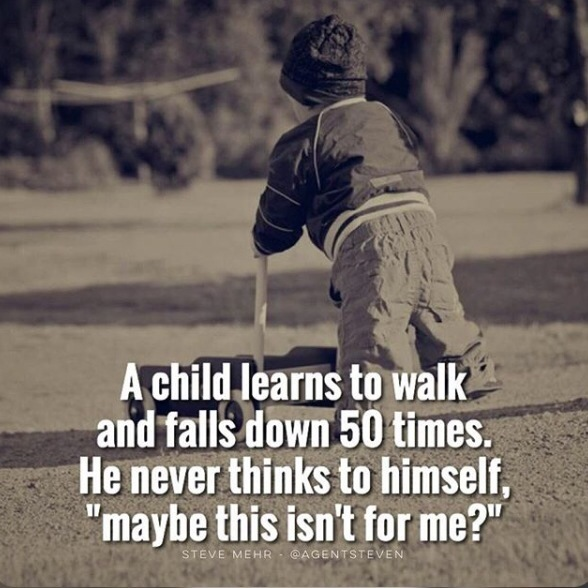 a-child-learns-to-walk-life-daily-quotes-sayings-pictures